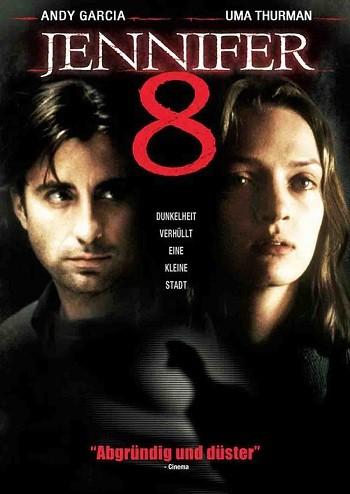 Дженнифер 8 / Jennifer Eight (1992) BDRip 720p