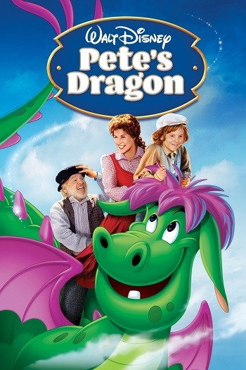 Дракон Пита / Pete's Dragon (1977) BDRip 720p