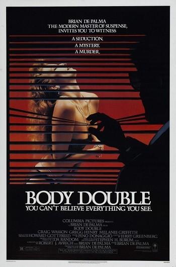 Подставное тело / Body Double (1984) BDRemux 1080p от MediaClub | P, A