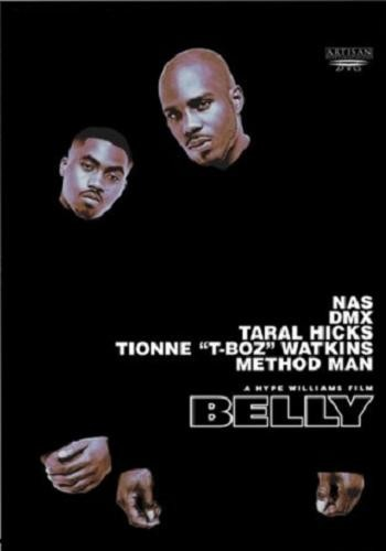 ����� / Belly (1998) BDRemux 1080p